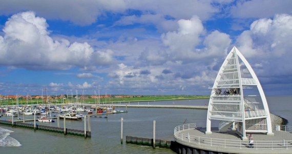 Juist autovrij duits waddeneiland - dagtocht eemshaven delfzijl groningen