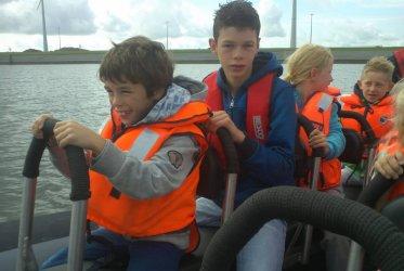 Familietocht naar Juist - Waddenzee - RIB Varen