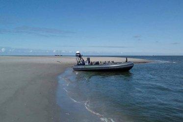Rib varen - zeehonden - spotten - wadlopen - zee