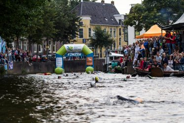 Groningen Swim Challenge Vaarondersteuning Waddenribtochten