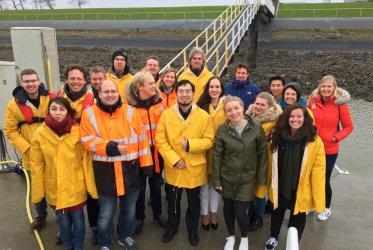 Eemshaven - bedrijfsuitje - Groningen Seaports
