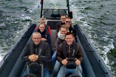 Boottocht - zeehond - bedrijfsuitje - teambuilding