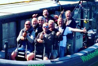 Rib - varen - boottocht - zeehond