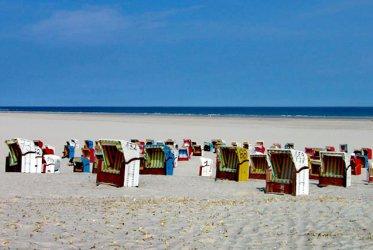 Zon - zee - strand - gezellig