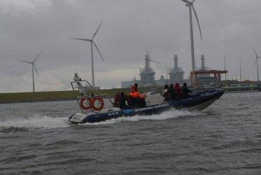 Rondvaart Eemshaven Groningen Seaports - Zout aan de Broek