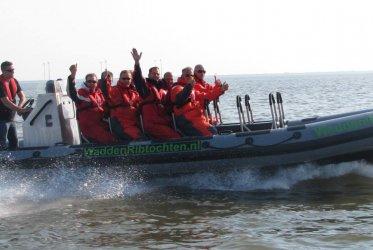 Lekker varen op de Waddenzee als bedrijfsuitje of feest - Waddenribtochten - Rob Ubels