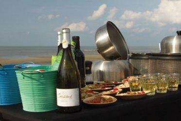 Eten en Drinken op het Wad - BBQ - Waddenzee - RIB
